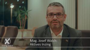Mag. Josef Walch